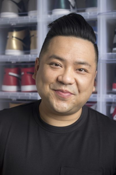 Andrew Phung - MC for Community Impact Awards 2020