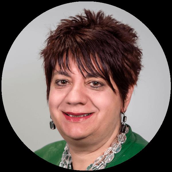 Virginia Baescu, Vice President, Finance