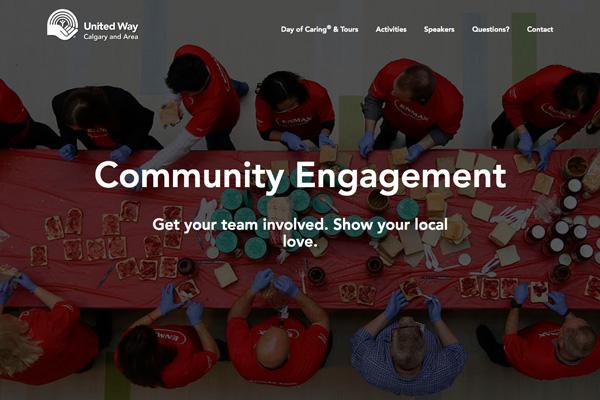 Engagement Portal preview