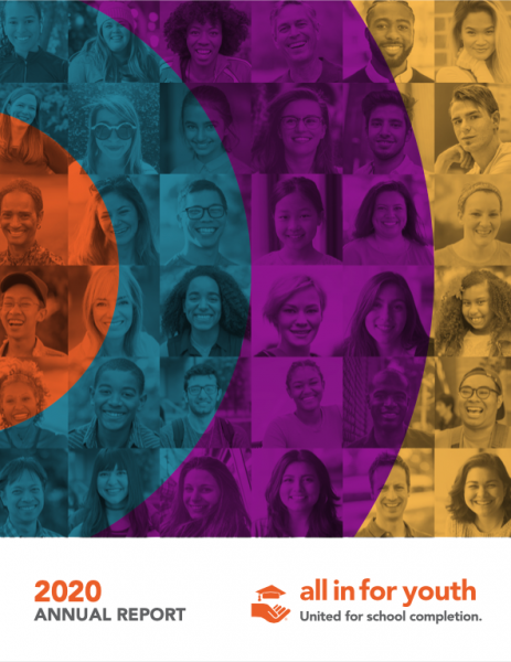 All In For Youth - 2020 Annual Report
