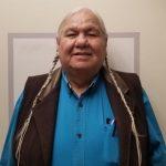Elder Reg Crowshoe