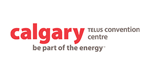 Calgary Telus Convention Centre. Be part of the energy.