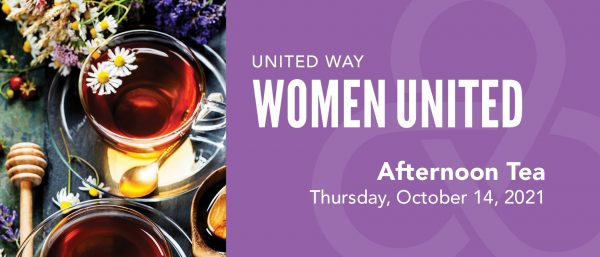 Women United afternoon tea event with Janet Soles